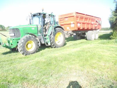 JD 6520 & Demarest 18 T