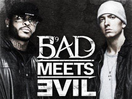 Bad Meets Evil Detrone Lady Gaga et Adèle