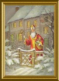 Le 6 décembre : Saint-Nicolas