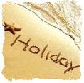 Mode vacances jusqu'au 12 mai 2013