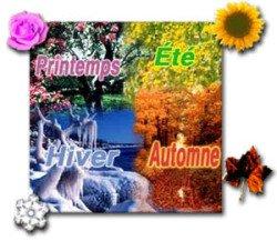 Petit sondage sur les saisons