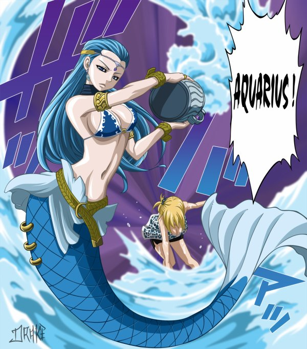 aquarius fairy tail