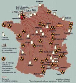 Opacité autour du traitement des déchets radioactifs de nos centrales ...