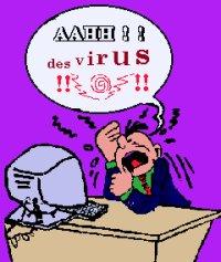 soucis de virus...