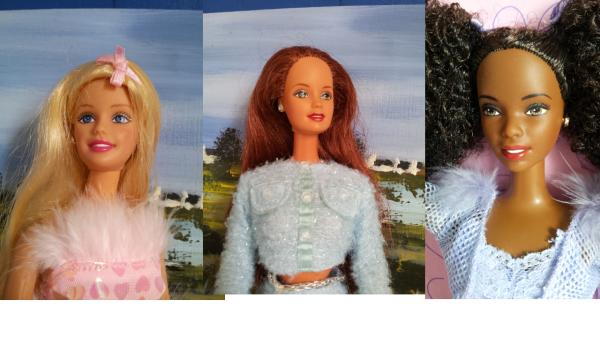 Chienchien sa m m re sa barbie le grenier de barbie - Barbie et son chien ...