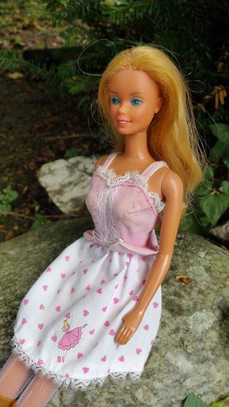 Tenues Barbie My first
