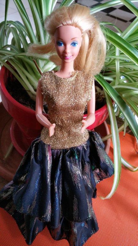 Trouvailles Barbie et autres
