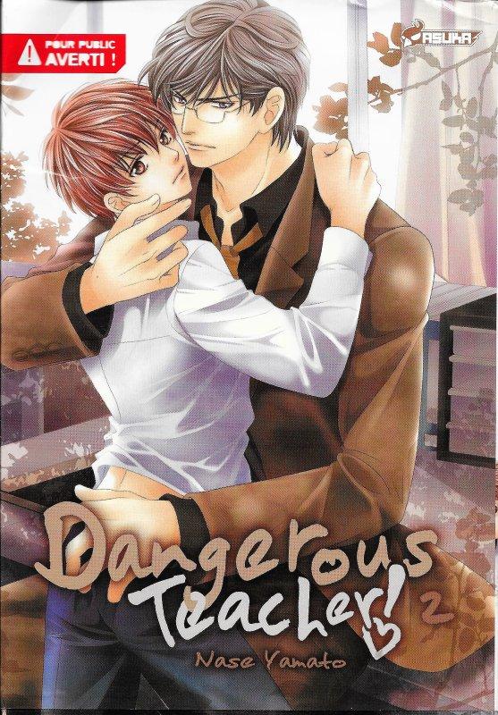 Dangerous teacher nase yamato  tome 2