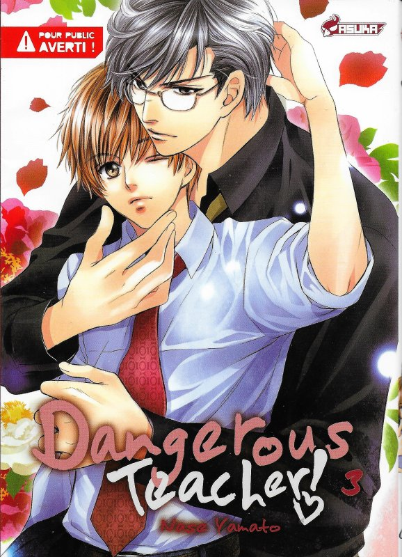 Dangerous teacher nase yamato  tome 3