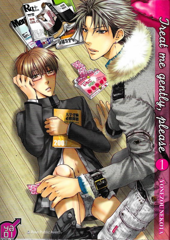 treat me gently,please tome 1 pour demain