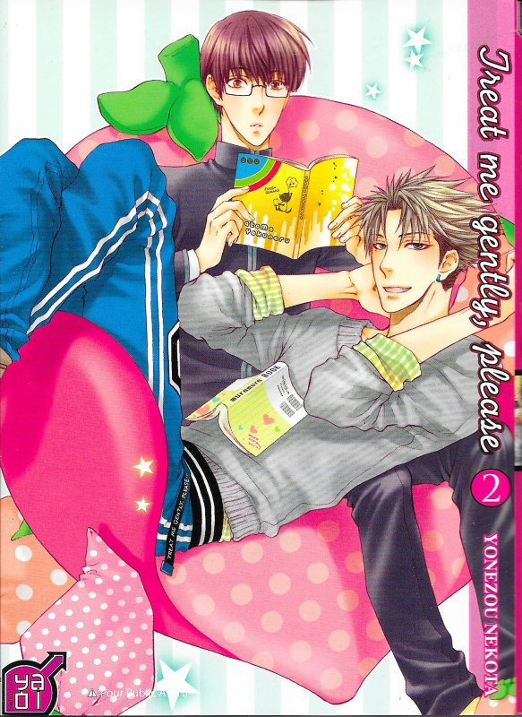 treat me gently,please tome 2 pour demain