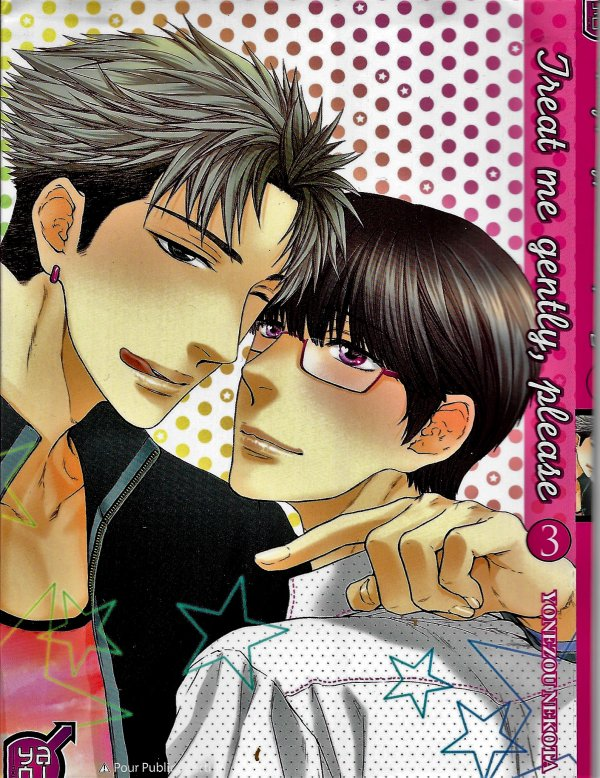 treat me gently,please tome 3