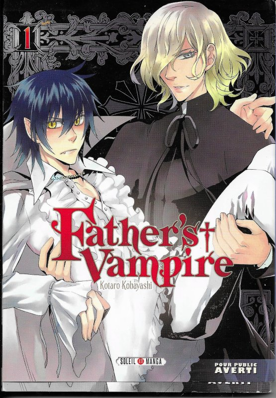 Father'st vampire tome 1