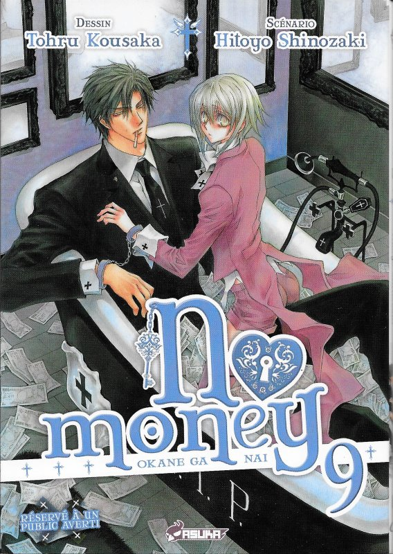 no money tome 9