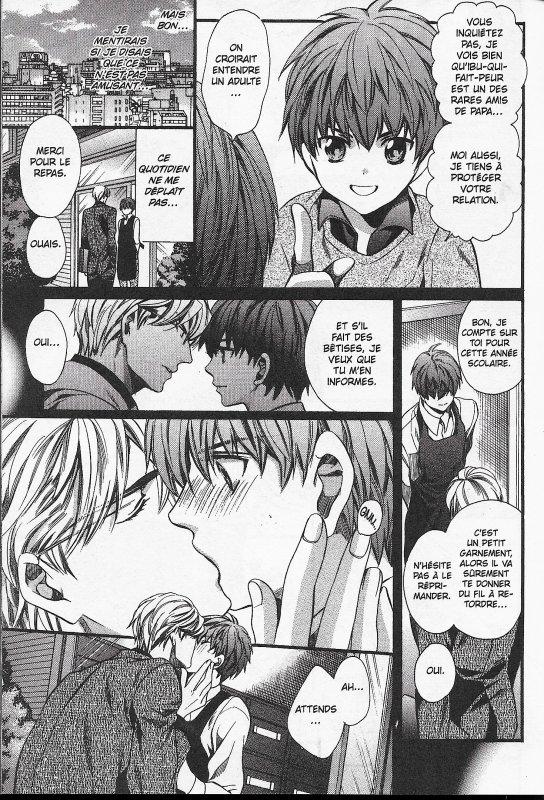 Dangerous teacher nase yamato  tome 4 chapitre 1