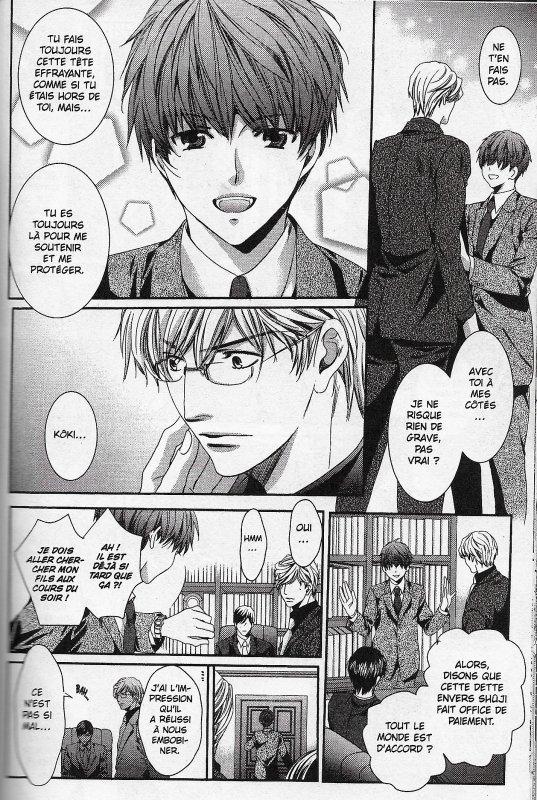 Dangerous teacher nase yamato  tome 4 chapitre 9