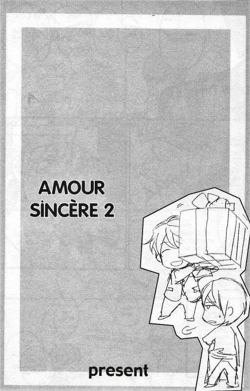 Amour sincére tome 2 chapitre 9