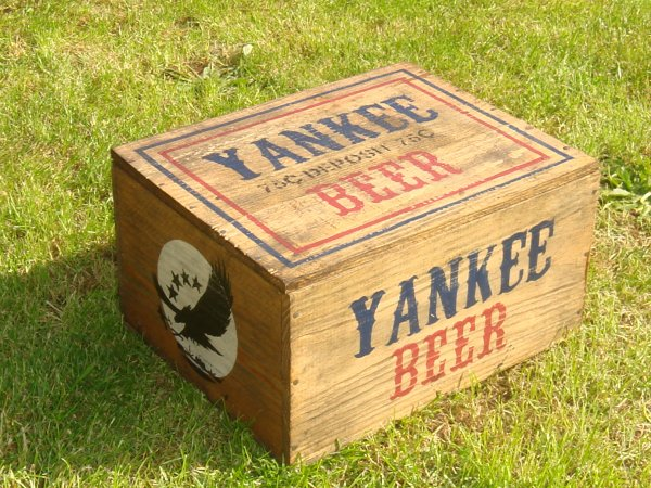 Caisse : YANKEE BEER ....
