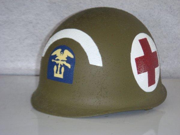 Casque : Engineer Special Brigade ( ESB )