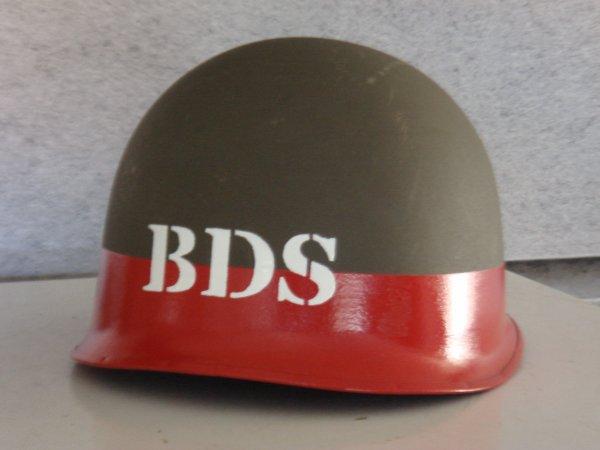 Casque BDS ( Bomb Disposal Service ) ...