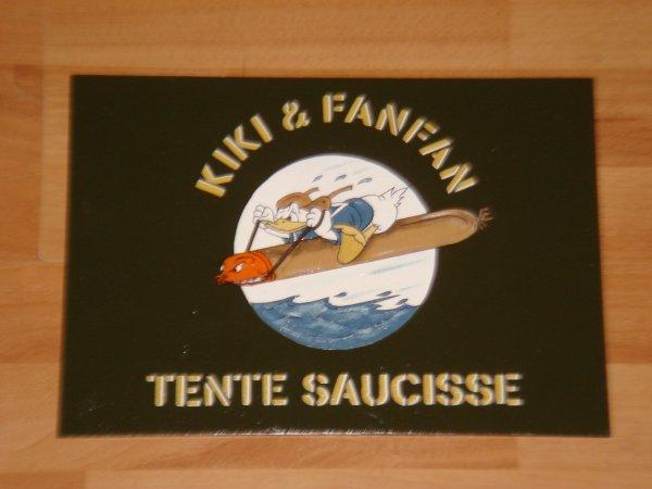 Pour Christophe et Franck ( Kiki & Fanfan ) .....