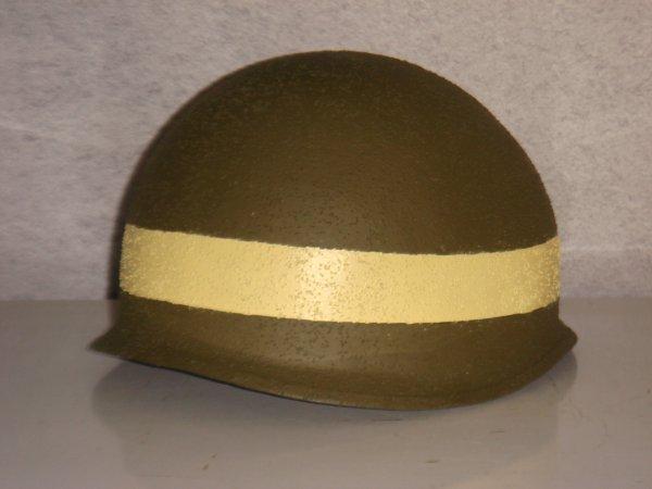Casque : MILITARY POLICE - 82th Airborne ....