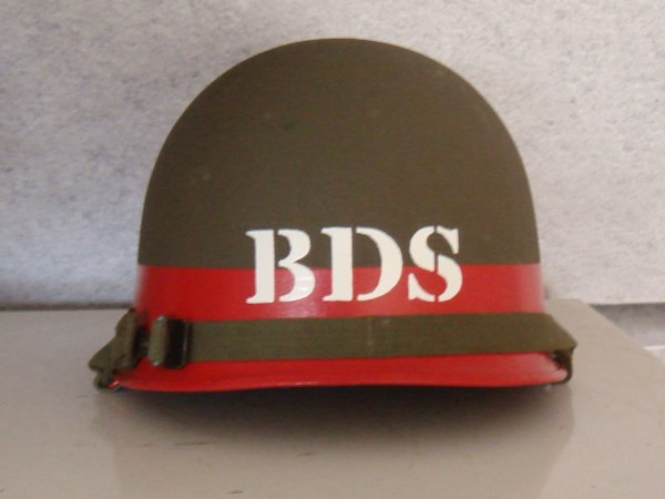Casque Bomb Disposal Service ( BDS ) ....