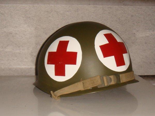 Casque Medic ( Pour François ) ....