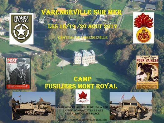 Camp : FUSILLIERS MONT ROYAL