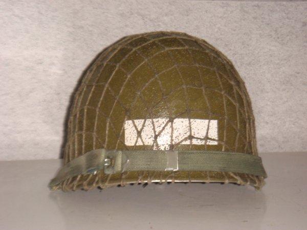 Casque infanterie ( Pour Christophe ) ....