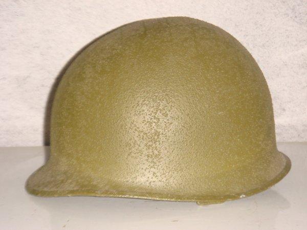 Restauration casque US 08/1942 ....