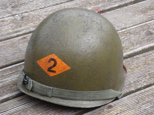 Casque 2nd rangers ( Pour Benoit ) ...