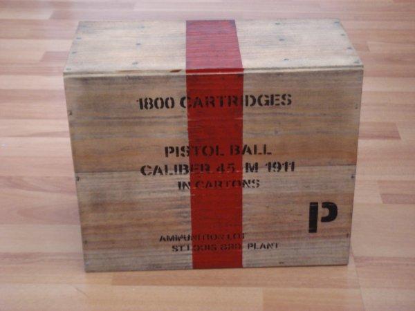 Caisse CAL.45 M 1911 ...