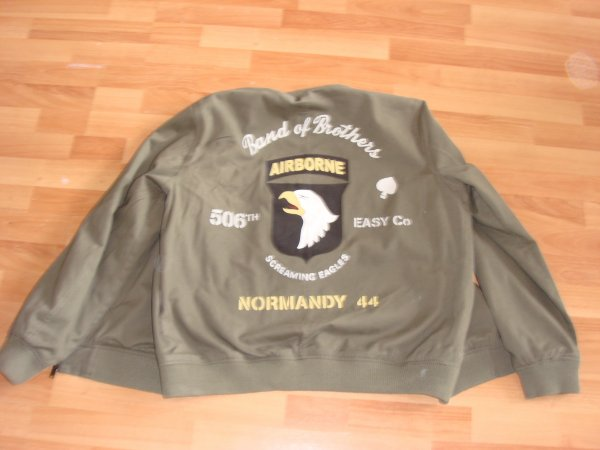 Blouson 101 Airborne ( finitions ) ....