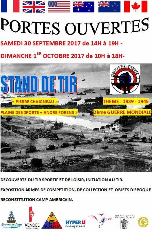 Camp US à Fontenay le Comte ( 85 )