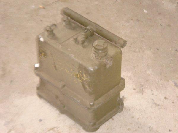 Restauration d'une exploser dynamo MK VII de 1944 ....