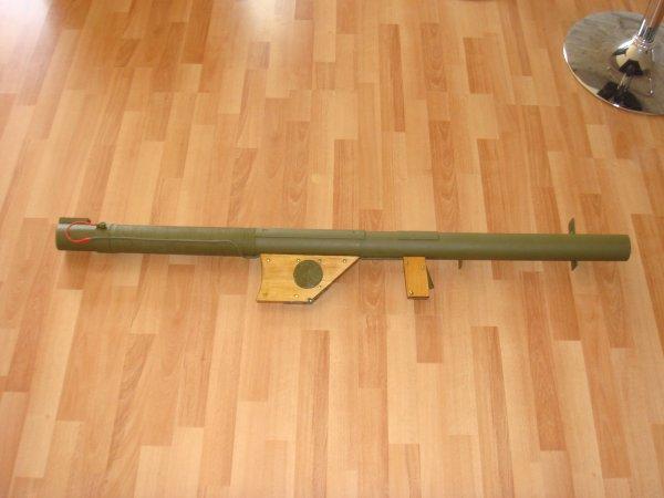 Mon bazooka ( repro ) .....