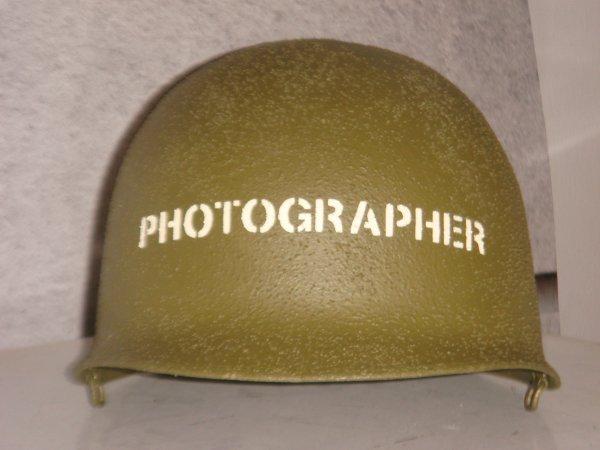 Casque photographe - LIFE ( Pour le fréro ) ....