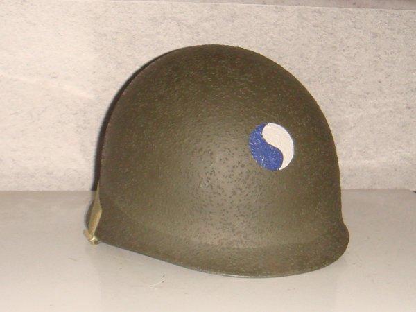 Casque 29th Infantry ( Pour régis ) ....
