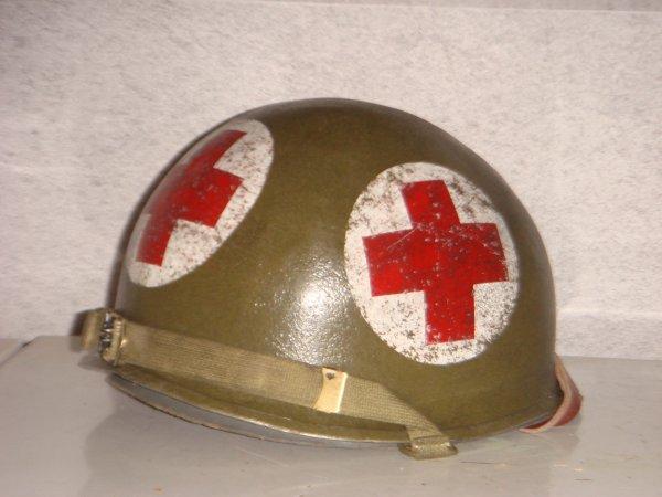 Casque US Medic ( A Vendre ) ......