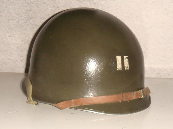 Conception sur une coque ABL : Casque 2nd rangers - POINTE DU HOC - D.DAY ....