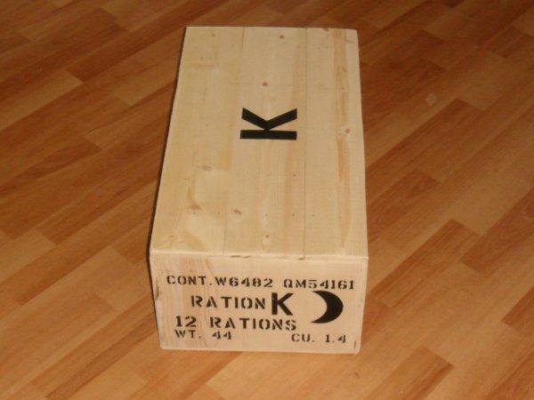 Caisse rations K ....