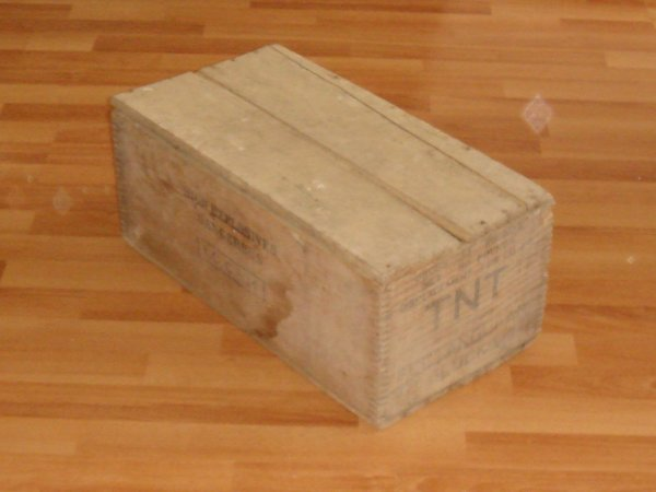 Caisse TNT rectangulars blocks ....