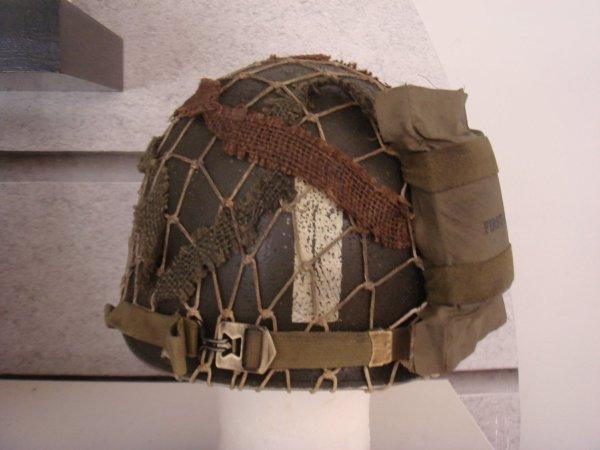 Casque Parachutiste US ( Pour Adrien ) ....