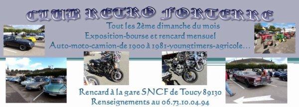 exposition bourse auto-moto + rencard mensuel 2012-2013