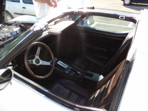 voiture exposer sur toute l'année 2011 a Toucy a nos rencard mensuel