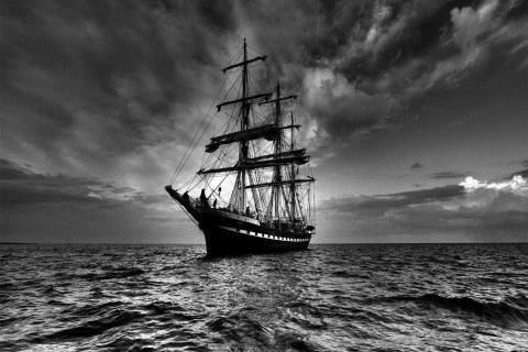 Be My Anchor Like Titanic