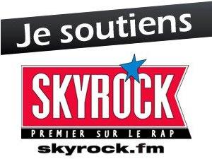 Colonel Reyel soutient skyrock (2011)