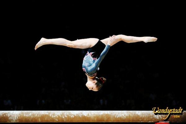 Un pur bonheur, la Gymnastique !