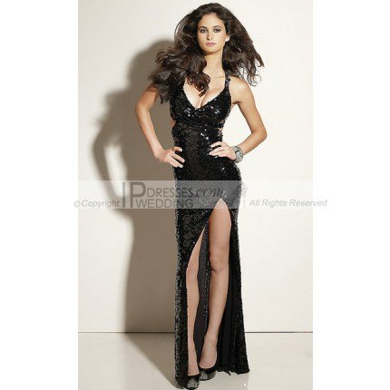 Amazing Sequin Party Dress